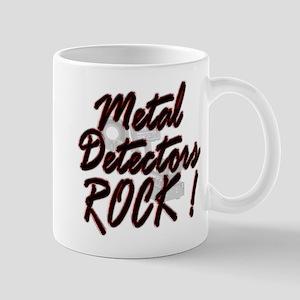 Metal Detectors Rock ! Mug