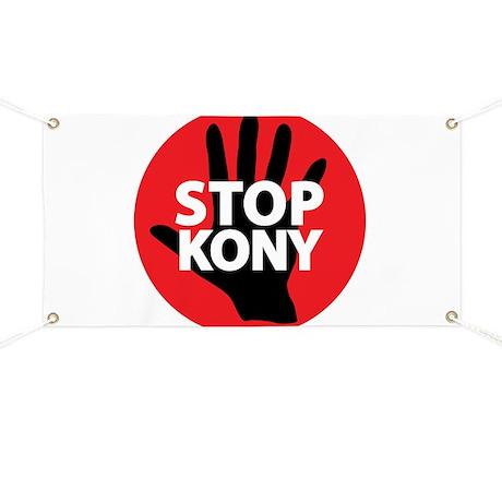 Stop Kony Banner