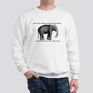 A Wise Elephant (sweatshirt)
