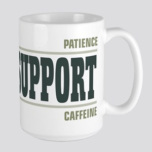 Tech Support Large Mug