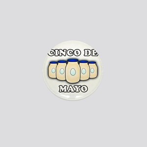 Cinco de Mayo Mini Button