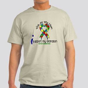 With All My Heart Autism Light T-Shirt