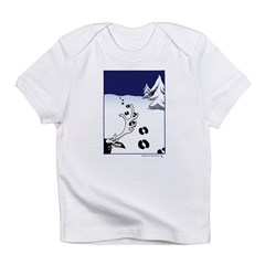 Tracks in the Snow Infant T-Shirt