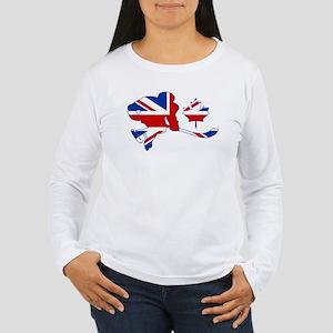 Hockey Lovers Women's Long Sleeve T-Shirt