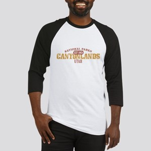 Canyonlands National Park UT Baseball Jersey