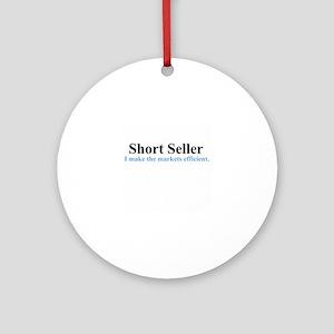 Short Seller (ornament)