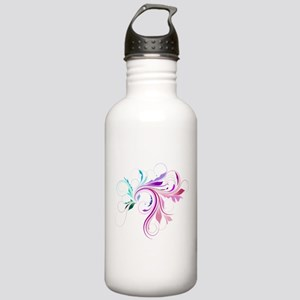 Colorful flourish Stainless Water Bottle 1.0L
