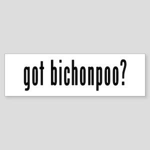 GOT BICHONPOO Sticker (Bumper)