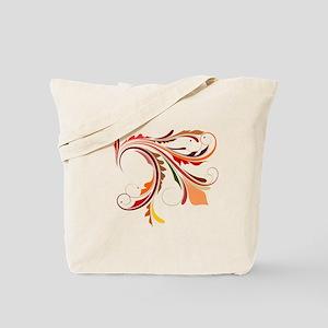 Harvest Flourish Tote Bag