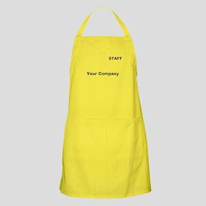 Customizable Apron Uniform