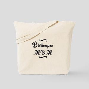 Bichonpoo MOM Tote Bag