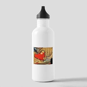 Heart of an Artist Stainless Water Bottle 1.0L