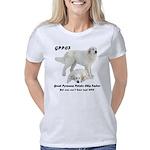 Great Pyrenees Potato Chip Women's Classic T-Shirt