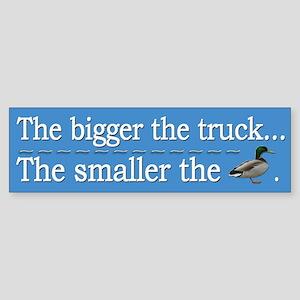 Funny Truck - Sticker (Bumper)