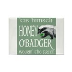 Honey O'Badger Rectangle Magnet (10 pack)