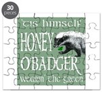Honey O'Badger Puzzle