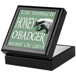 Honey O'Badger Keepsake Box