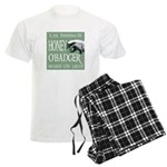 Honey O'Badger Men's Light Pajamas
