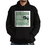 Honey O'Badger Hoodie (dark)