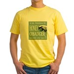 Honey O'Badger Yellow T-Shirt