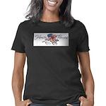 Horses4Heroes Logo Women's Classic T-Shirt