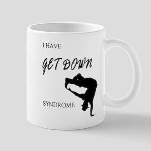 I have get down male dancer Mug