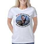 Rather hunt with Dick Women's Classic T-Shirt