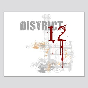 District 12 - Hunger Games Small Poster