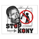 Stop Kony Small Poster