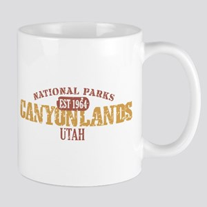 Canyonlands National Park UT Mug