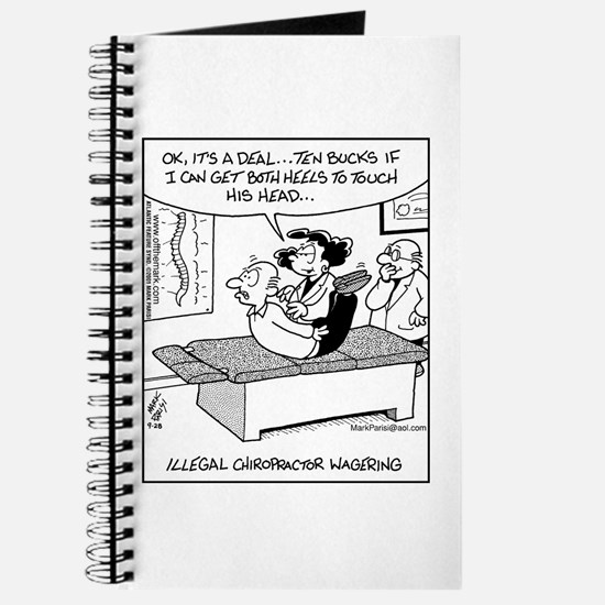 Chiropractor Wagering Journal
