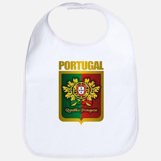 """Portuguese Gold"" Bib"
