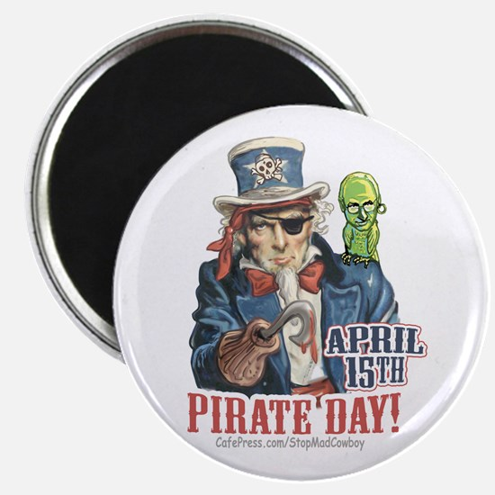 National Pirate Day Magnet