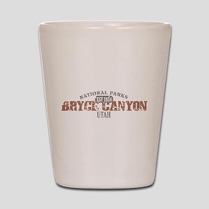 Bryce Canyon National Park UT Shot Glass