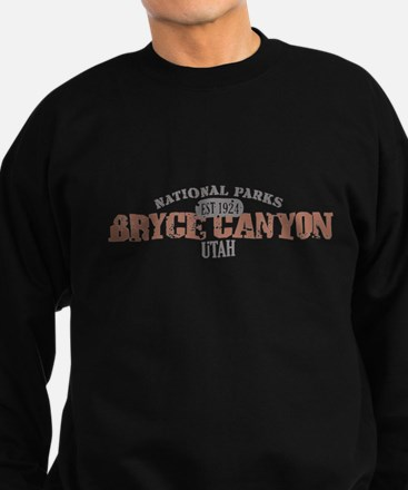 Bryce Canyon National Park UT Sweatshirt (dark)