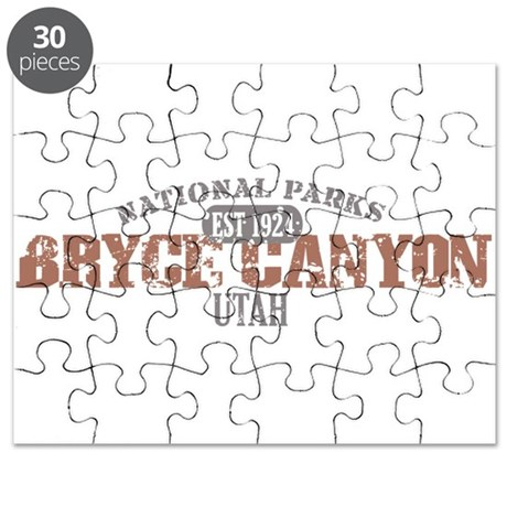Bryce Canyon National Park UT Puzzle
