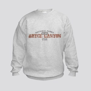 Bryce Canyon National Park UT Kids Sweatshirt