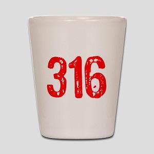 316 Shot Glass