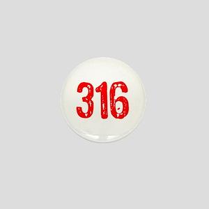 316 Mini Button