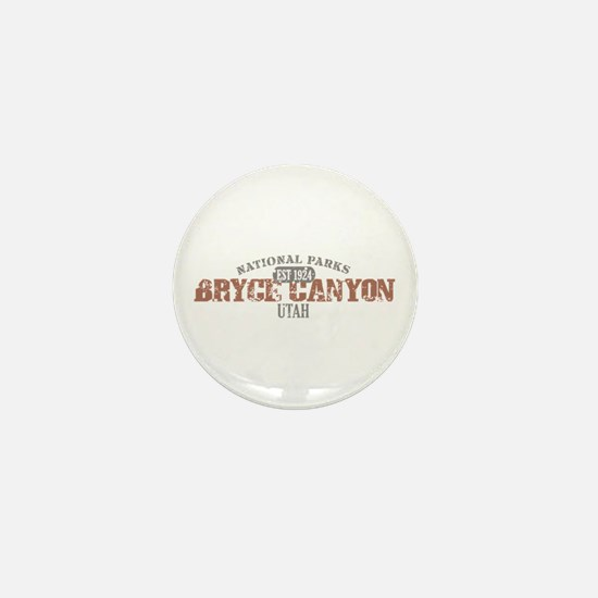 Bryce Canyon National Park UT Mini Button