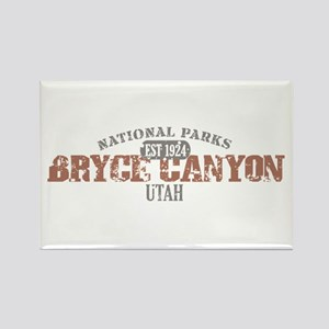 Bryce Canyon National Park UT Rectangle Magnet