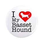 I Love My Basset Hound 3.5