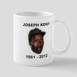 Kony 2012 Obituary Mug