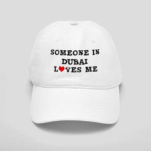 Someone in Dubai Cap