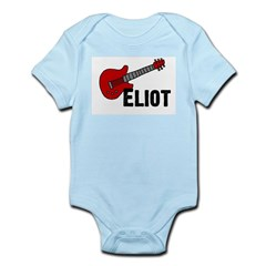 Guitar - Eliot Infant Creeper