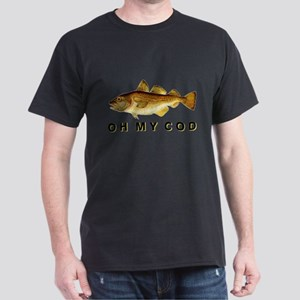 OH MY COD Dark T-Shirt