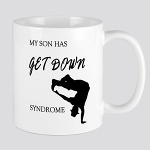 My son get down male dancer Mug