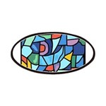 Stained Glass Pattern Patches