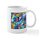 Stained Glass Pattern Mug