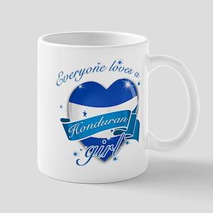 I heart Honduran Designs Mug